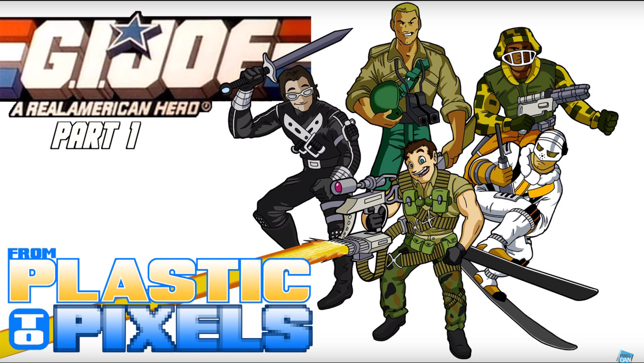 G.I. Joe: Part 1 Title Card