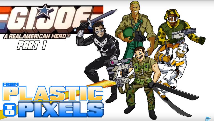 G.I. Joe: Part 1 Title Card