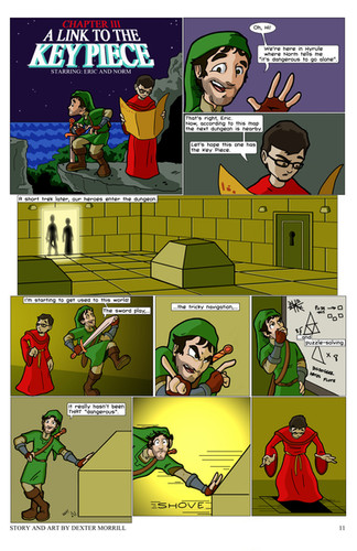 Quest for the All-Games: Page 11