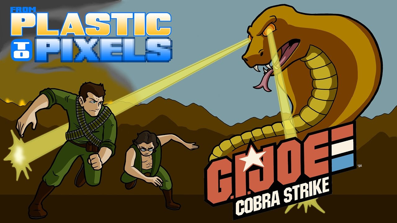 G.I. Joe: Cobra Strike Title Card