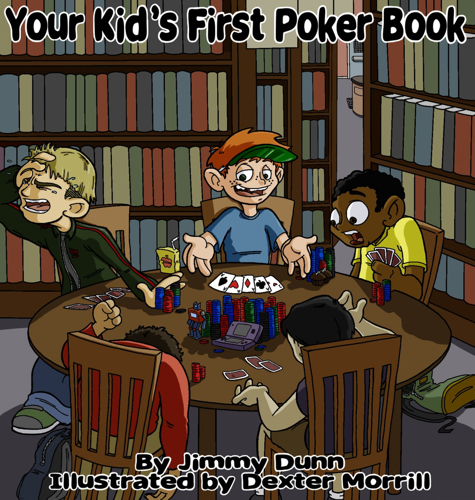 'Your Kid's First Poker Book (Cover)'