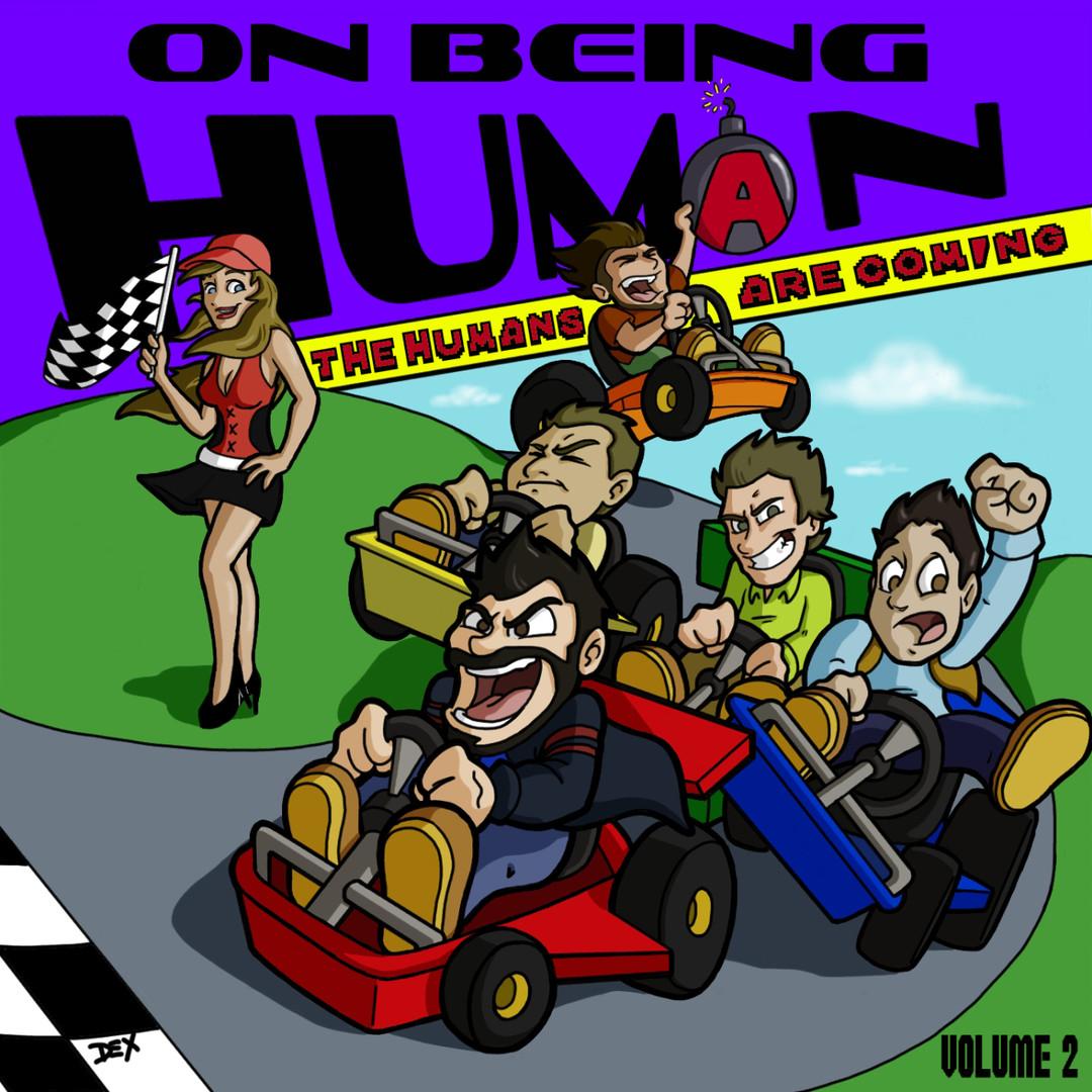 Front Album Cover (Volume 2)