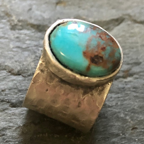 Turquoise + Ring
