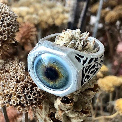 Glass Eye Cocktail Ring