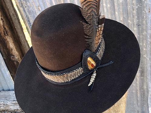 Snake Medicine + Vintage Hat