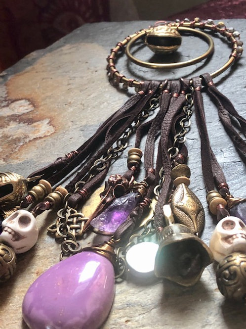 Witch Bell + One Of A Kind + Artisan Created