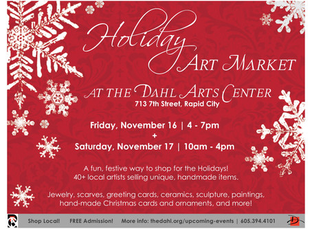 Holiday Art Market