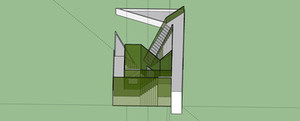 Isometric Sketch Up Drawing