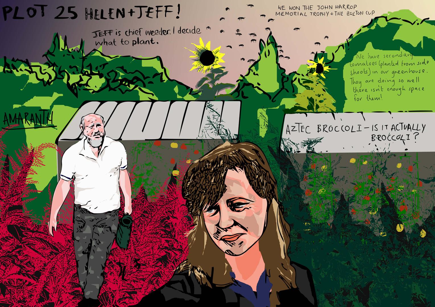 Helen and Jeff