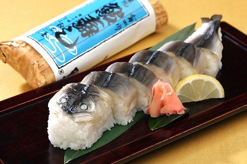鮎寿司(6切)