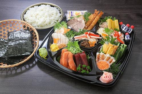 手巻き寿司セット 1人前(お子様用)