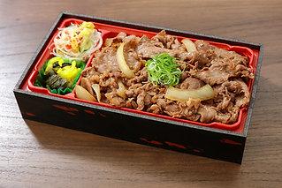 国産牛焼肉丼弁当