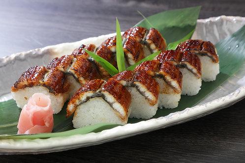 かわすいの国産うなぎ棒寿司