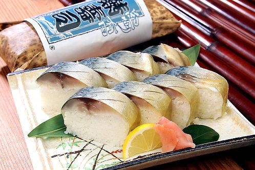 松前寿司「鯖」(8切)
