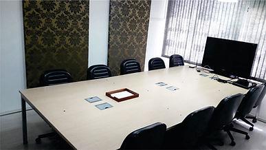 sala de reuniões para locação