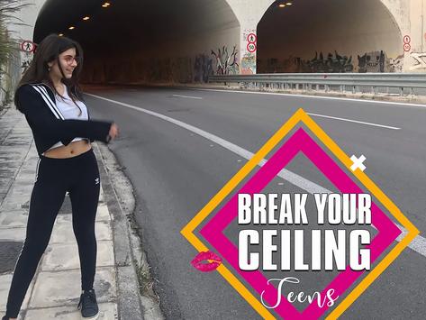 Break your Ceiling teens - Θες να γίνουμε φίλοι; (part 1)