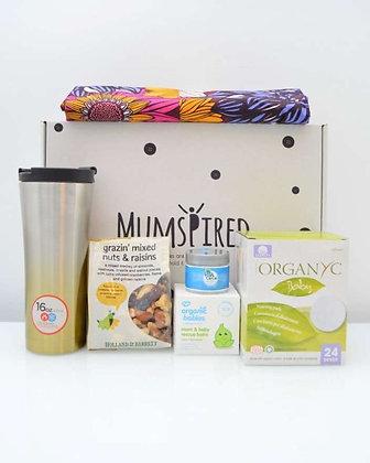 The Breastfeeding Box - Breastfeeding Gift Box - Baby Shower Gift