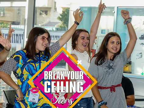 Break your Ceiling teens - Aίτημα φιλίας (Θες να γίνουμε φίλοι;) (part 2)