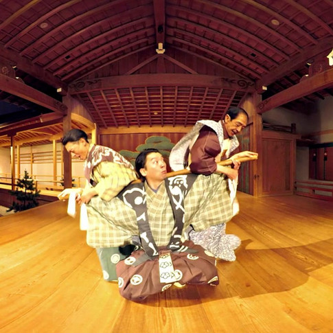 Boushibari [Kyogen] Digest Ver. 360°VR Movie