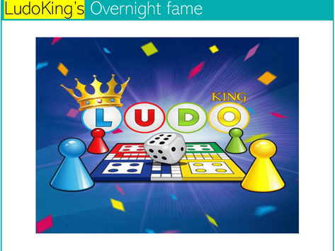 LudoKing's overnight fame