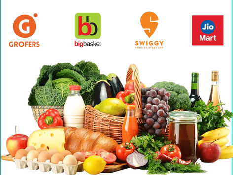 The $3Bn Indian Grocery market