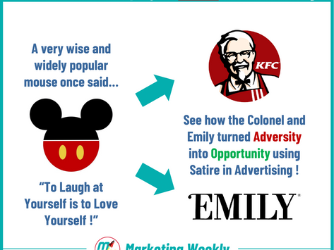 Satire in Advertising