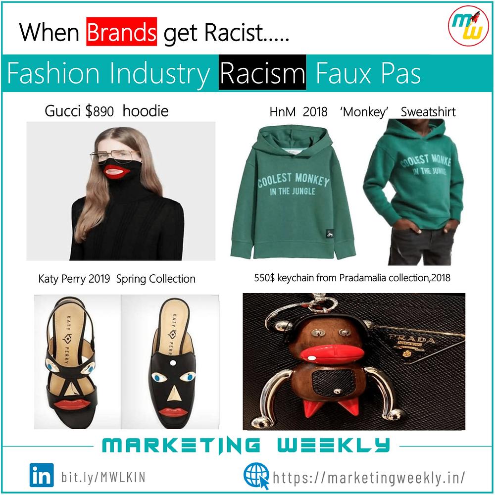 When brands get racist