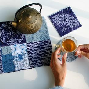DIY: Sashiko Machine Embroidery