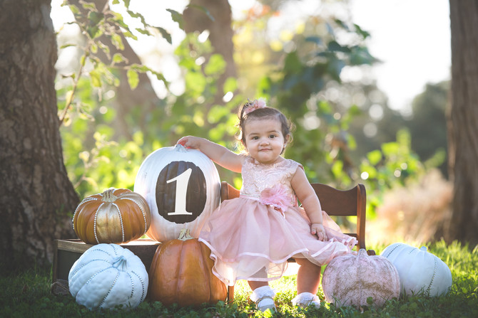 Aria is turning 1!!