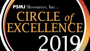 Aqua Engineering receives 2019 Circle of Excellence designation