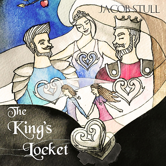The King's Lockt Audiobook Cover