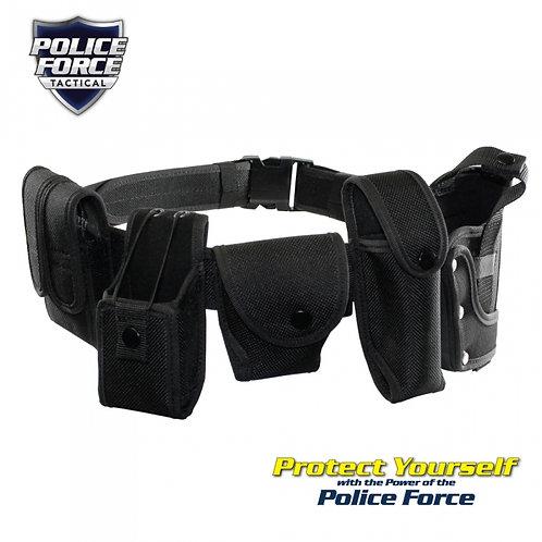 Police Force Duty Belt - Large