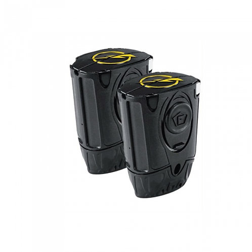Taser Bolt, Pulse and C2 Live Replacement Cartridges - 2 Pack