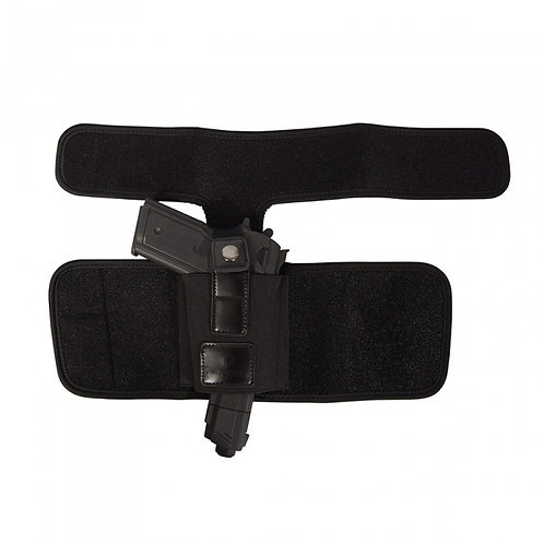 Teknon Concealed Carry Ankle Holster w/Calf Strap