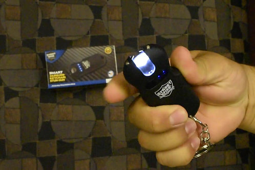 SMART 24,000,000 Keychain Stun Gun BLACK