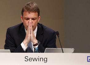 Deutsche Bank CEO's message to staff on coronavirus
