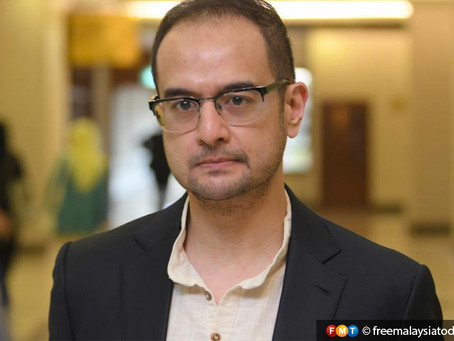 1MDB Embezzlement, Money Laundering scandal: RIZA AZIZ (step-son of former PM Najib Razak) was given
