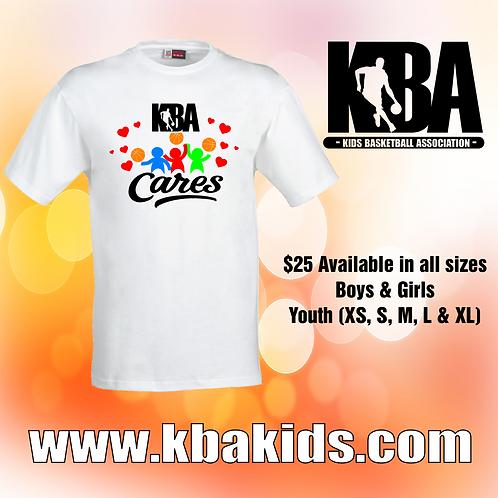 KBA Cares T-Shirt