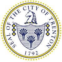 Seal of the City - Trenton
