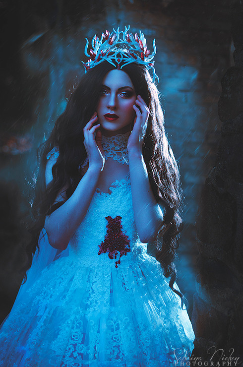 Model: Kiri Thomassen