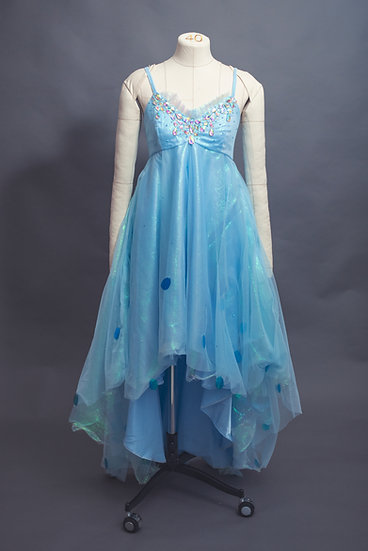 Water Nymph Ballerina Gown