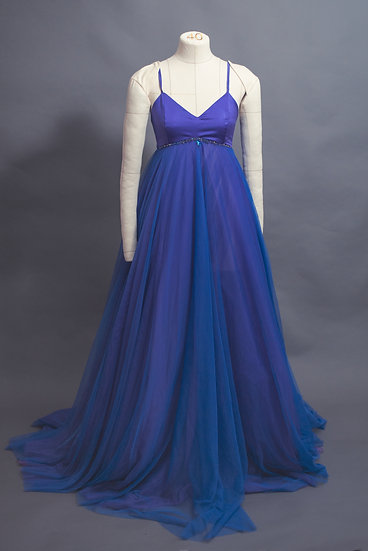 Empire Waisted Gown