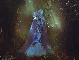 The Guardian of the Enchanted Garden