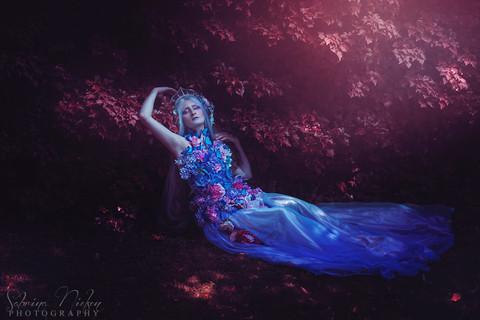 Model: Aeons of Silence (Jessica Aurora) Assistant/Crown: Tenna V. Olesen