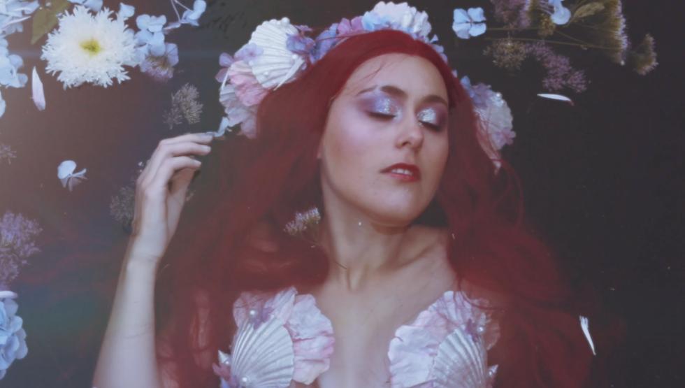 Sleeping Mermaid Scene