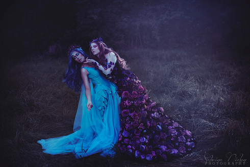 Dark Bloom & Thistleheart