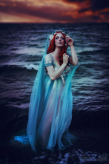 Ocean Princess Dress