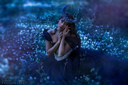 Model: Amanda Alicija Headpiece: Hysteria Machine Assistant: Tenna V. Olesen