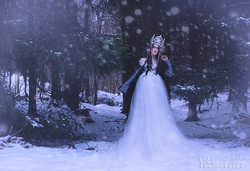 She Was Born of Snow