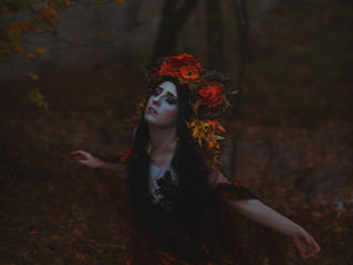 The Spirit of Autumn